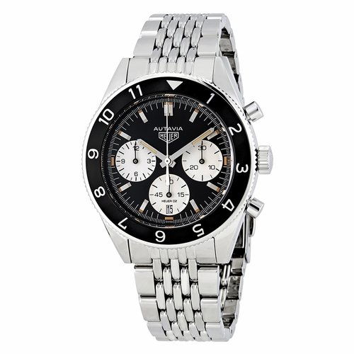 Tag Heuer CBE2110.BA0687 Heritage Mens Chronograph Automatic Watch