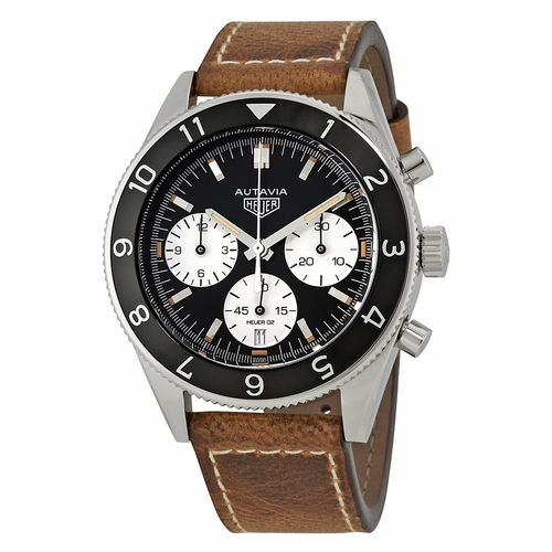 Tag Heuer CBE2110.FC8226 Heritage Mens Chronograph Automatic Watch