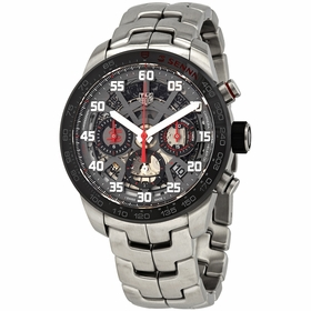 Tag Heuer CBG2013.BA0657 Carrera Senna Special Edition Mens Chronograph Automatic Watch