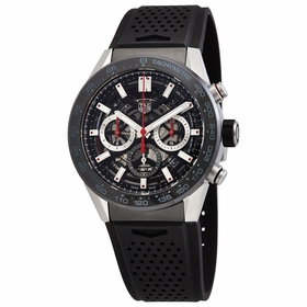 Tag Heuer CBG2A10.FT6168 Carrera Mens Chronograph Automatic Watch