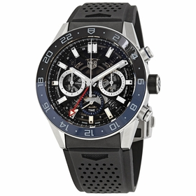 Tag Heuer CBG2A1Z.FT6157 Carrera Heuer 02 Mens Chronograph Automatic Watch