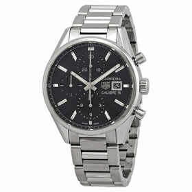 Tag Heuer CBK2110.BA0715 Carrera Mens Chronograph Automatic Watch