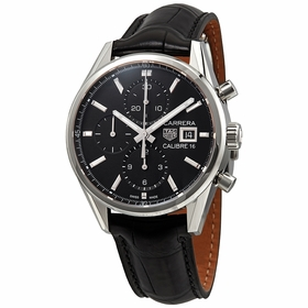 Tag Heuer CBK2110.FC6266 Carrera Mens Chronograph Automatic Watch