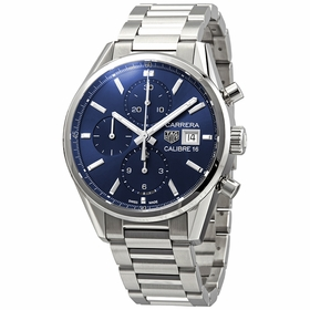 Tag Heuer CBK2112.BA0715 Carrera Mens Chronograph Automatic Watch