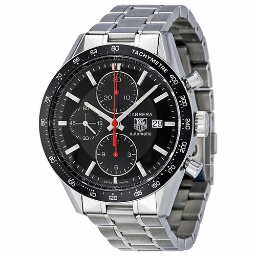 Tag Heuer CV2014.BA0794 Carrera Mens Chronograph Automatic Watch