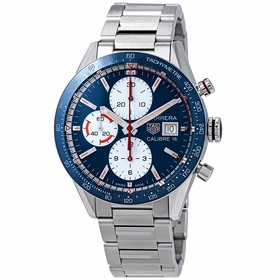 Tag Heuer CV201AR.BA0715 Carrera Mens Chronograph Automatic Watch