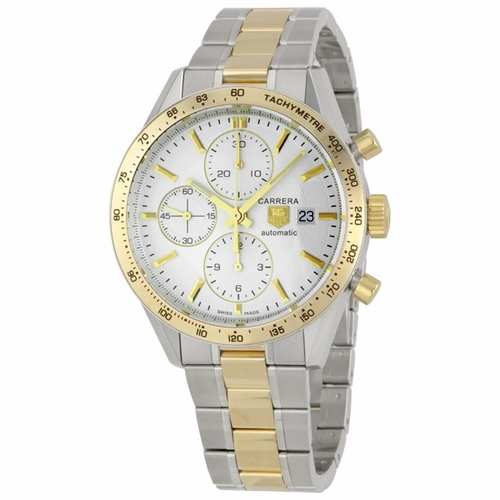 Tag Heuer CV2050.BD0789 Carrera Mens Chronograph Automatic Watch