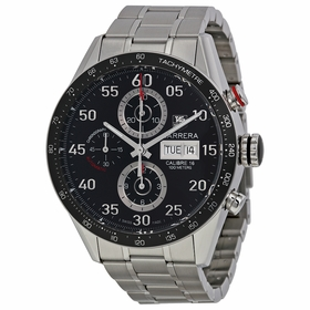 Tag Heuer CV2A10.BA0796 Carrera Mens Chronograph Automatic Watch