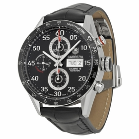 Tag Heuer CV2A10.FC6235 Carrera Mens Chronograph Automatic Watch