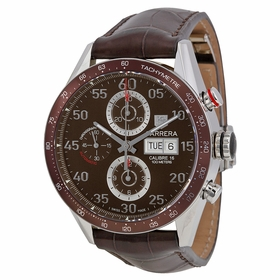Tag Heuer CV2A12.FC6236 Carrera Mens Chronograph Automatic Watch
