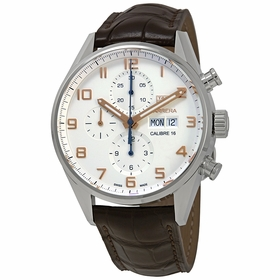Tag Heuer CV2A1AC.FC6380 Carrera Mens Chronograph Automatic Watch