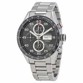 Tag Heuer CV2A1U.BA0738 Carrera Mens Chronograph Automatic Watch