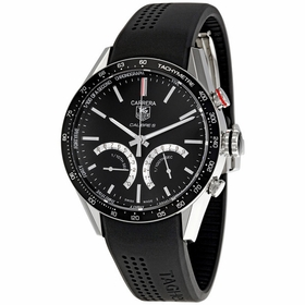 Tag Heuer CV7A12.FT6012 Carrera Mens Chronograph Auto-Quartz Watch