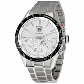 Tag Heuer CV7A13.BA0795 Carrera Mens Chronograph Auto-Quartz Watch
