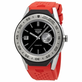 Tag Heuer SBF818001.11FT8033 Connected Modular Mens Chronograph Quartz Watch