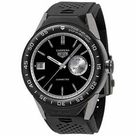 Tag Heuer SBF8A8001.11EB0128 Connected Mens Chronograph Quartz Watch