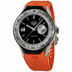 Tag Heuer SBF8A8014.11FT6081 Connected Modular Mens Chronograph Quartz Watch