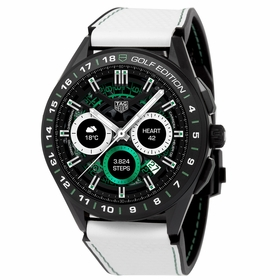 Tag Heuer SBG8A82.EB0206 Connected Golf Edition Mens Chronograph Automatic Watch