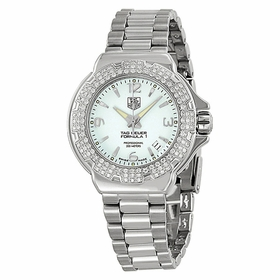 Tag Heuer WAC1215.BA0852 Formula 1 Ladies Quartz Watch