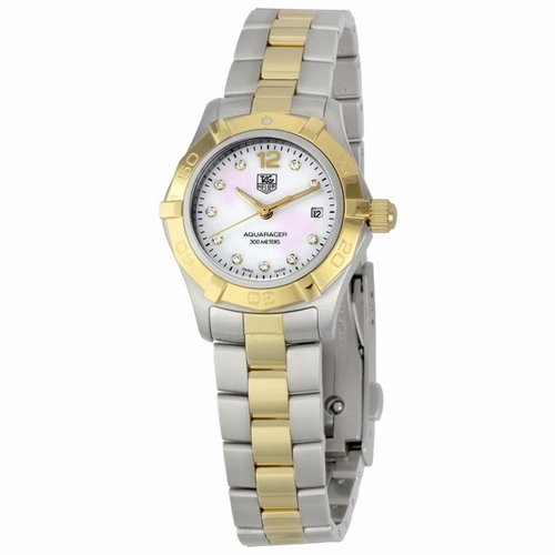Tag Heuer WAF1425.BB0825 Aquaracer Ladies Quartz Watch