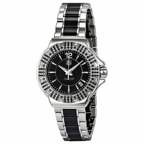 Tag Heuer WAH1216.BA0859 Formula 1 Ladies Quartz Watch