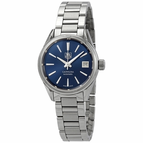 Tag Heuer WAR2419.BA0776 Carrera Calibre 9 Ladies Automatic Watch