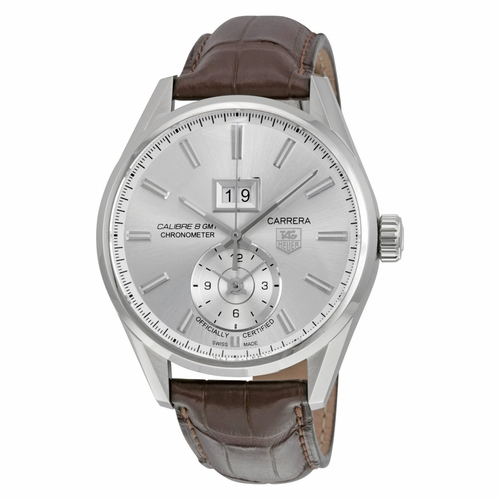 Tag Heuer WAR5011.FC6291 Carrera Calibre 8 Mens Automatic Watch