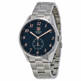 Tag Heuer WAS2114.BA0732 Carrera Heritage Mens Automatic Watch