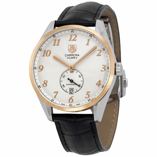 Tag Heuer WAS2151.FC6180 Carrera Heritage Mens Automatic Watch