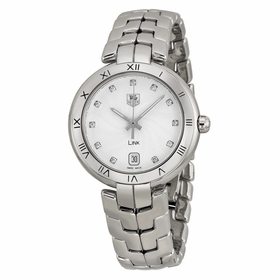 Tag Heuer WAT1311.BA0956 Link Ladies Quartz Watch