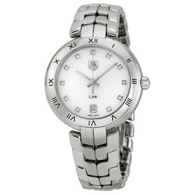 Tag Heuer WAT1315.BA0956 Link Ladies Quartz Watch