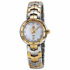 Tag Heuer WAT1453.BB0955 Link Ladies Quartz Watch
