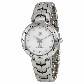 Tag Heuer WAT2311.BA0956 Link Lady Ladies Automatic Watch