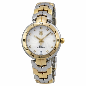 Tag Heuer WAT2350.BB0957 Link Ladies Automatic Watch