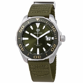 Tag Heuer WAY101E.FC8222 Aquaracer Mens Quartz Watch