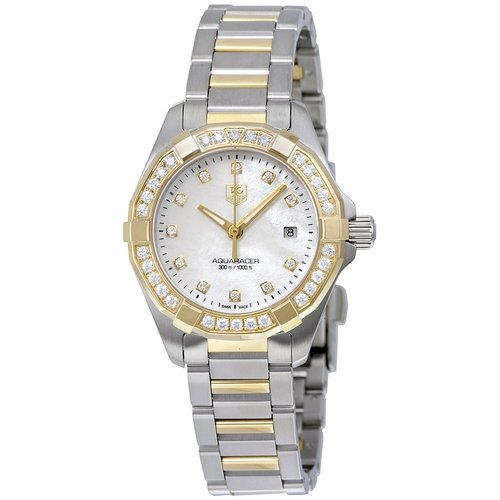 Tag Heuer WAY1453.BD0922 Aquaracer Ladies Quartz Watch