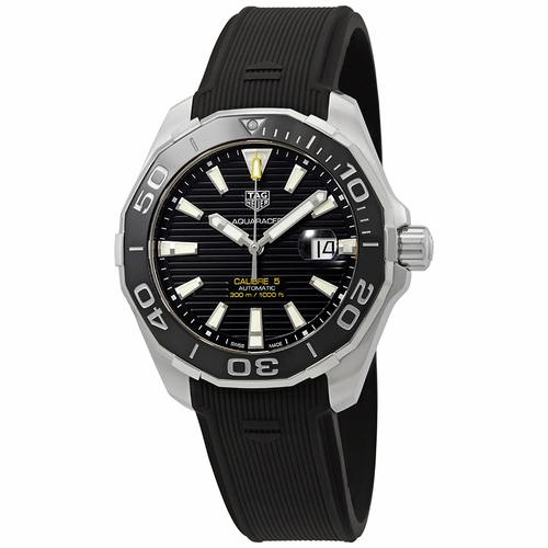 Tag Heuer WAY201A.FT6142 Aquaracer Mens Automatic Watch