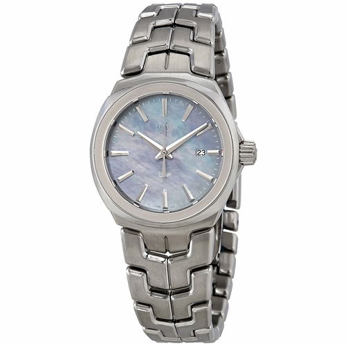 Tag Heuer WBC1311.BA0600 Link Ladies Quartz Watch