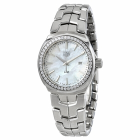 Tag Heuer WBC1314.BA0600 Link Ladies Quartz Watch