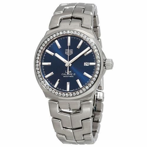 Tag Heuer WBC2113.BA0603 Link Caliber 5 Mens Automatic Watch