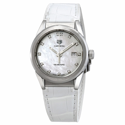Tag Heuer WBG1312.FC6412 Carrera Ladies Quartz Watch