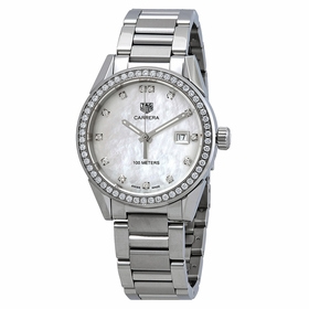 Tag Heuer WBG1315.BA0758 Carrera Ladies Quartz Watch