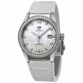 Tag Heuer WBG1315.FC6412 Carrera Ladies Quartz Watch
