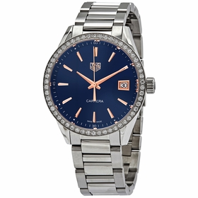 Tag Heuer WBK1317.BA0652 Carrera Ladies Quartz Watch