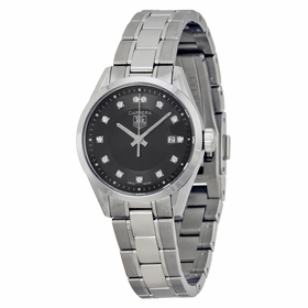 Tag Heuer WV1410.BA0793 Carrera Ladies Quartz Watch