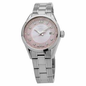 Tag Heuer WV1417.BA0793 Carrera Ladies Quartz Watch