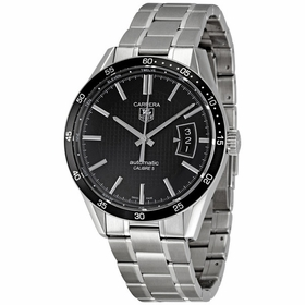 Tag Heuer WV211M.BA0787 Carrera Calibre 5 Mens Automatic Watch