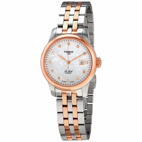 Tissot T006.207.22.116.00 Le Locle Ladies Automatic Watch