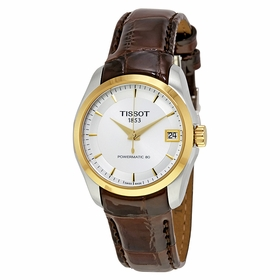 Tissot T035.207.26.031.00 Couturier Powermatic 80 Ladies Automatic Watch