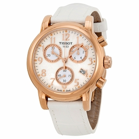 Tissot T050.217.36.112.00 Dressport Ladies Chronograph Quartz Watch